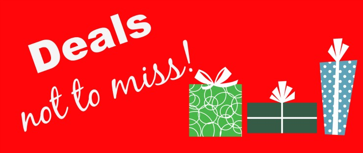 Christmas Deals.Top Christmas Deals Not To Miss