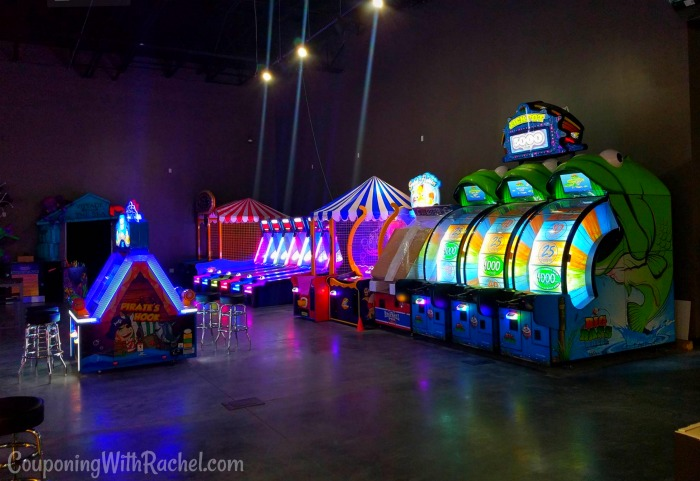 photograph about Scene 75 Printable Coupons titled Scene75 Amusement Heart Cleveland ~ Sneak Height
