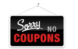 sorry-no-coupons