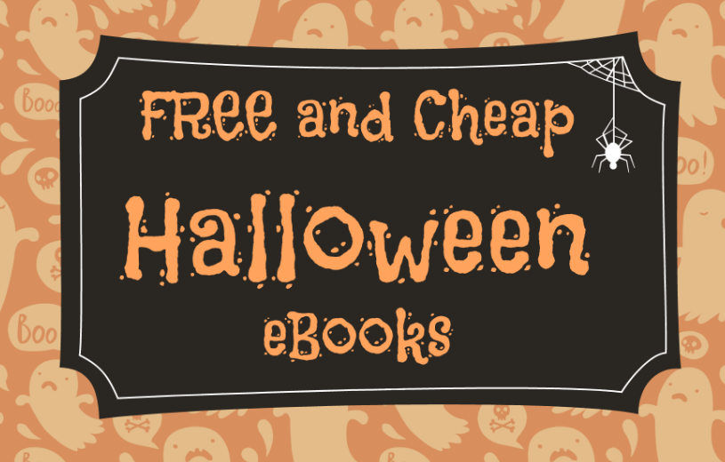 Halloween ebooks