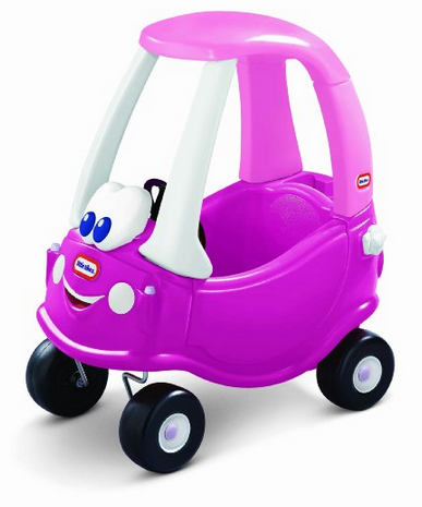 purple cozy coupe deal