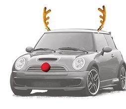 reindeer cars