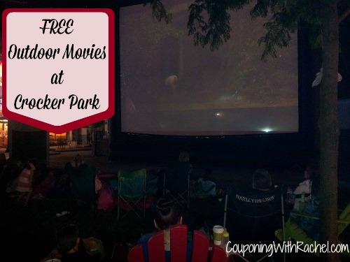 free summer movies at crocker park in westlake. Black Bedroom Furniture Sets. Home Design Ideas
