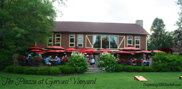 Gervasi Vinyard the Piazza