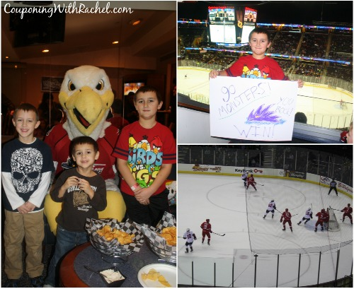 lake erie monsters game coupon
