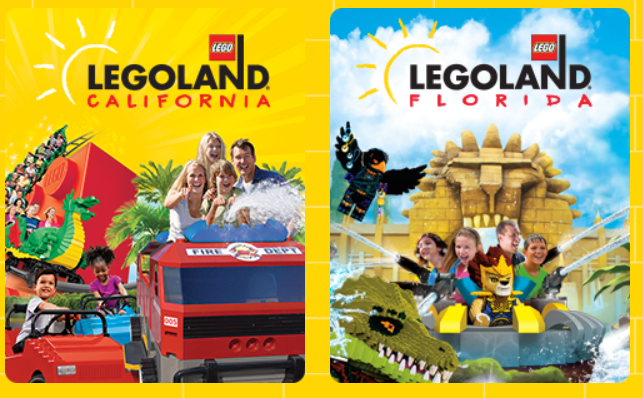Legoland Deal: Buy One Ticket Get One Free