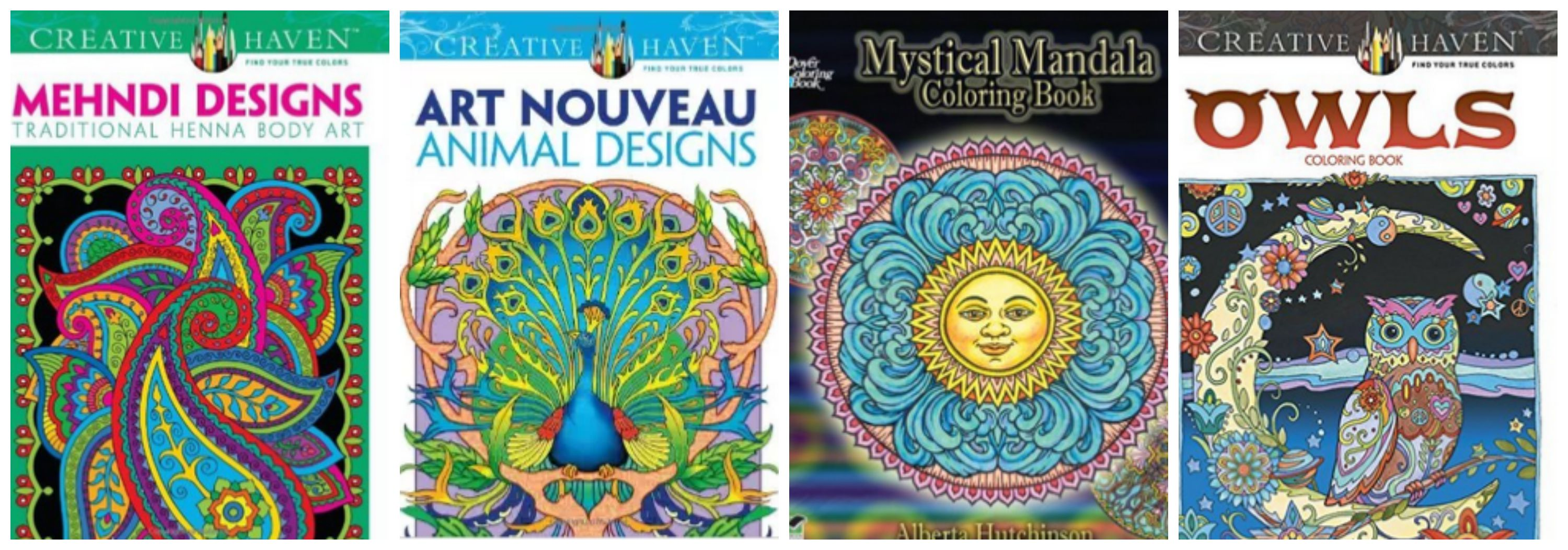 Amazon Adult Coloring Books Prices Start As Low 329