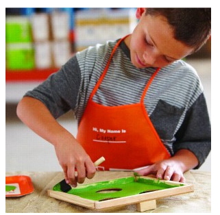 Free fun family activities 9 4 15 for Kids crafts at home depot