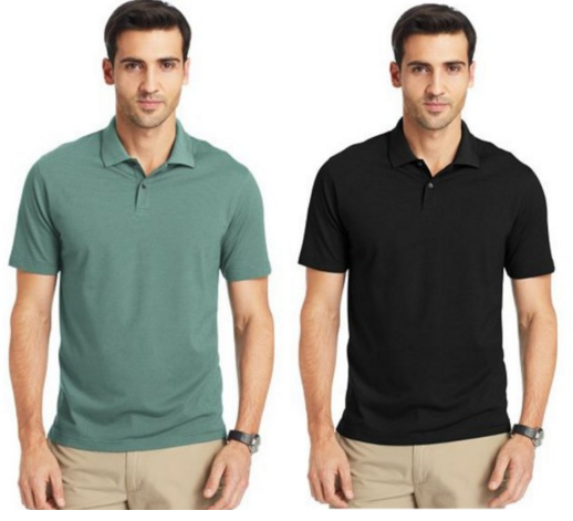 d65596a325860c Kohl s Cardholders  HOT Deals on Men s Van Heusen Polos and Croft   Barrow  Tees!