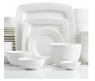 Macy S White Elements 42 Piece Dinner Set Just 29 99 Shipped Reg  sc 1 st  tagranks.com & Wonderful Macyu0027s Paloma Embossed Pictures - Best Image Engine ...