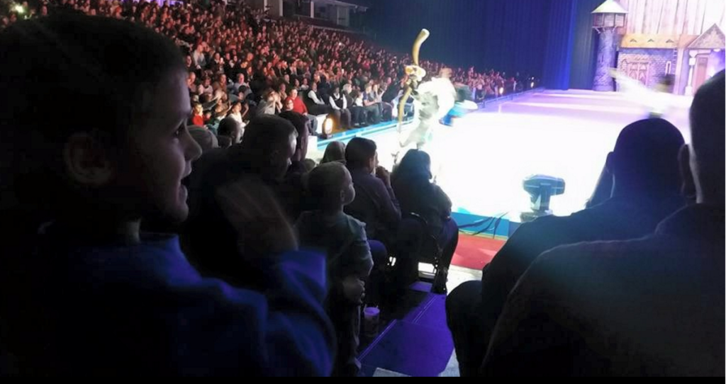 disney on ice 100 years of magic cleveland review