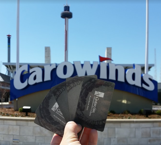 what to do at carowinds