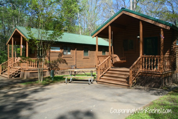 carowinds Camp Wilderness review cabins
