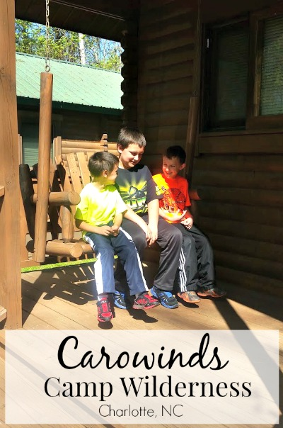 carowinds camp wilderness review