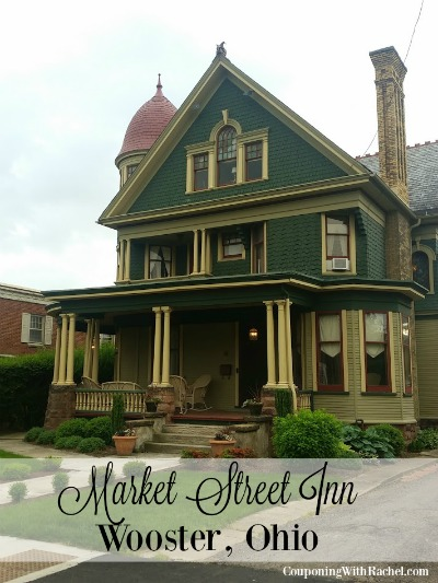 market street inn wooster Ohio review