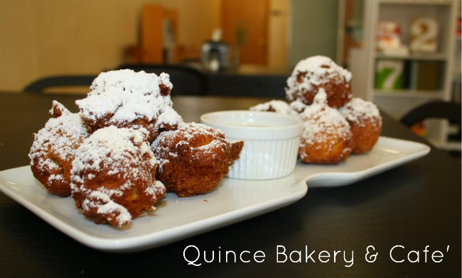 Quince Bakery & Cafe wayne county
