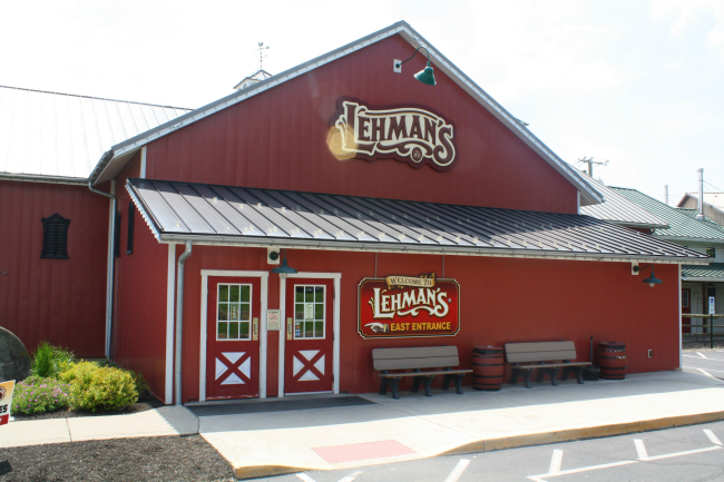 lehman's store where to shop in wayne county