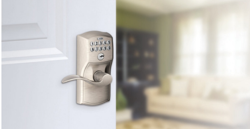 Amazon Schlage Keypad Door Lock Only 69 Today Only