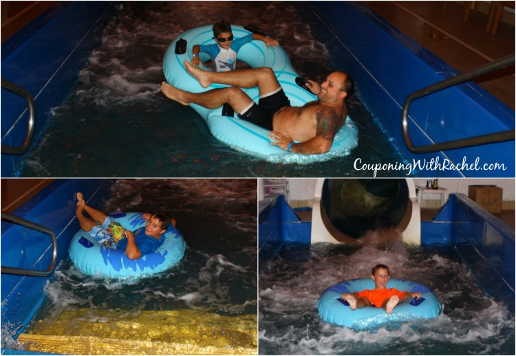 Bavarian Inn Lodge Review waterslides