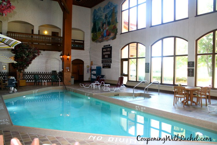 Bavarian Inn Lodge Reviews Pools
