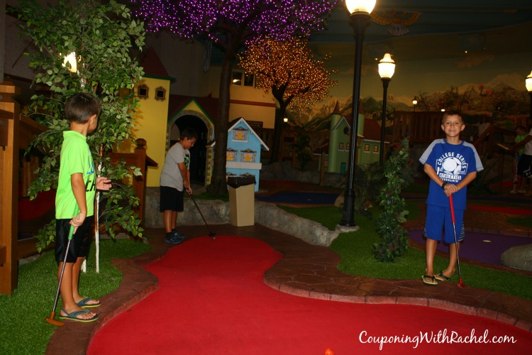 bavarian inn lodge miniature golf