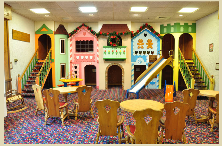 bavarian inn review play area