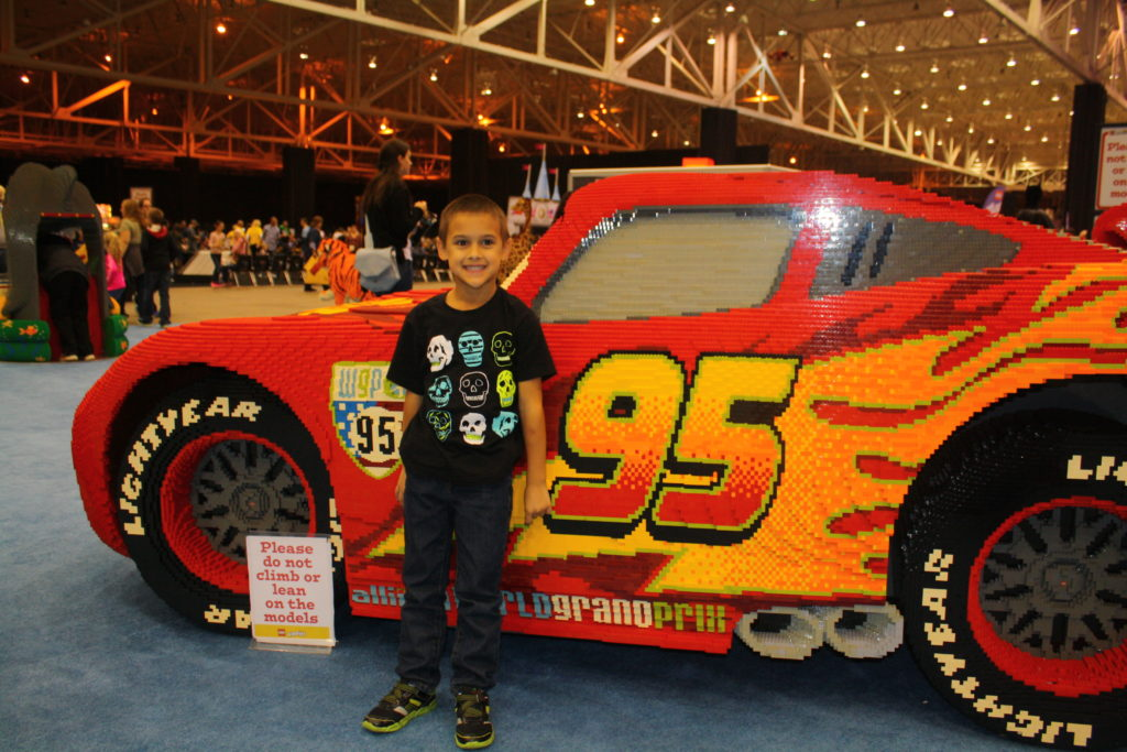 LEGO KidsFest reviews Cleveland