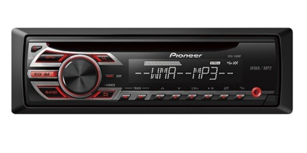 Best Buy Pioneer Cd Car Stereo Receiver Black Red Only 39 99 Reg