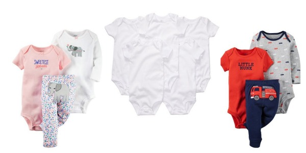 Kohls Baby Clothes Enchanting Kohl's Cardholders Carter's Baby Bodysuits Only 6060