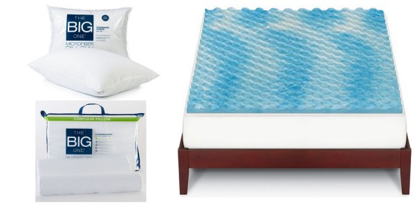 Kohl S Cardholders Memory Foam Mattress Toppers 28 And Pillows As Low As 2 79 Both Shipped