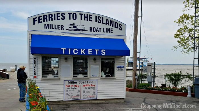 Miller ferry discount coupons