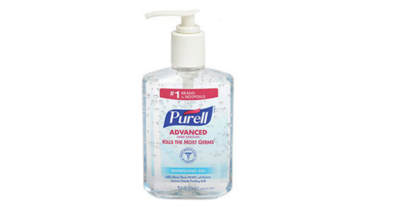 photograph about Purell Printable Coupons named 14¢ Purell Hand Sanitizer at Concentration!