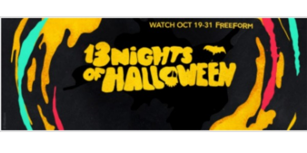13 nights of halloween friday october 27