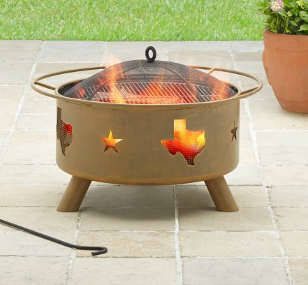 better homes and gardens fire pit. Hurry On Over To Walmart.com Where You\u0027ll Fine The Better Homes And Gardens 28\u2033 Texas Heavy Duty Fire Pit Clearance For Only $38.39 (reg. I
