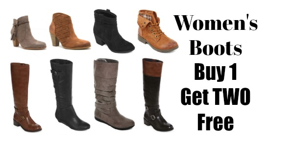 7e845c046230   HOT   Boots For The WHOLE Family ~ Buy One Get TWO FREE at JCPenney