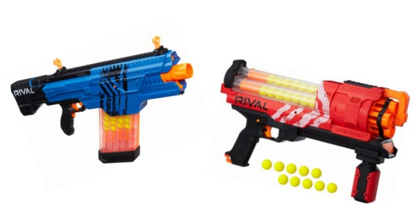 35% off NERF Rival Zeus MXV-1200 Blaster