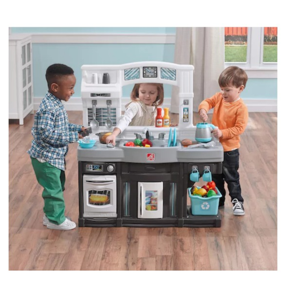 Kohl S Step2 Modern Cook Kitchen Set 49 99 Earn 15 Kohl S Cash
