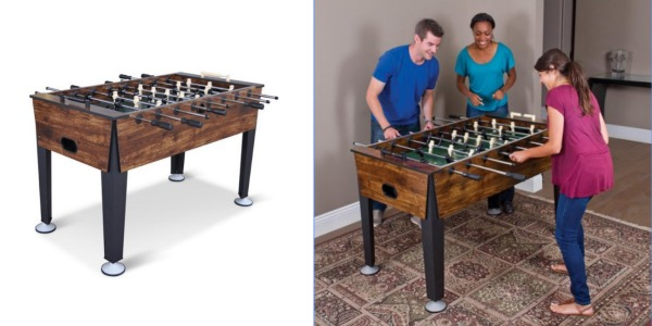 Walmart EastPoint Sports Inch Newcastle Foosball Game Table ONLY - Newcastle foosball table