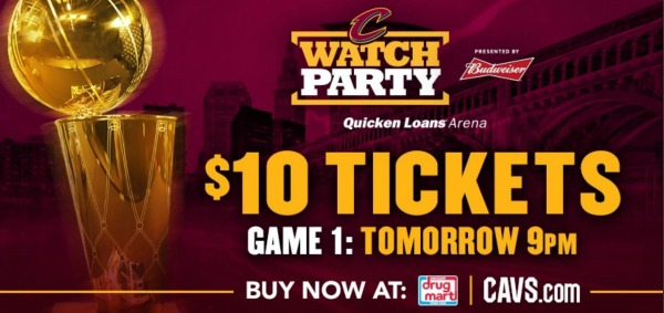 NBA Finals Game 7 watch party to be held at The Q, tickets ...