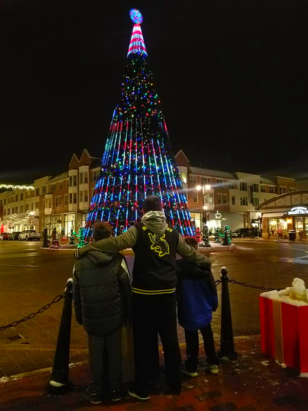 Get Into The Holiday Spirit Spend The Holiday At Crocker Park