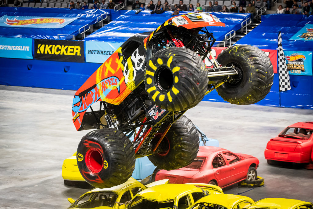Hot Wheels Monster Trucks Live In Cleveland January 18 19 2020